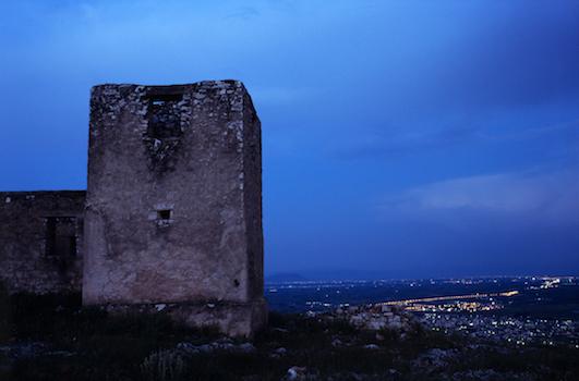 Το ελληνικό φυλάκιο του Προφήτη Ηλία Τυρνάβου