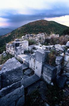 Φρούριο Καλύβας