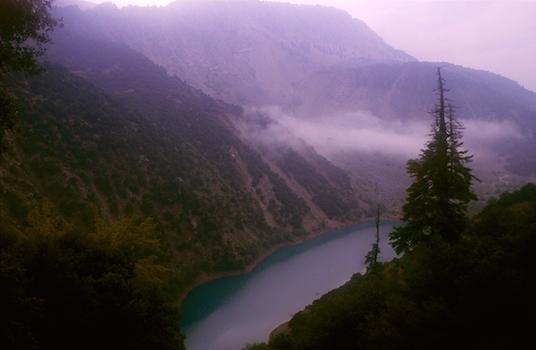 Λίμνη Στεφανιάδα στα Άγραφα