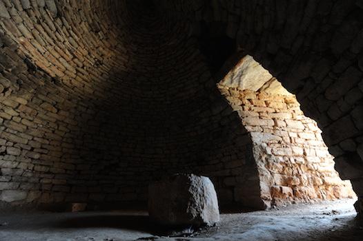 Θολωτός τάφος Τίρυνθας